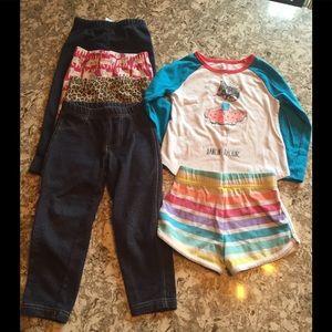 Other - Toddler Girls Pants bundle